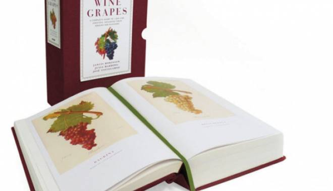 Wine Grapes: in uscita l'enciclopedia mondiale dei Vitigni