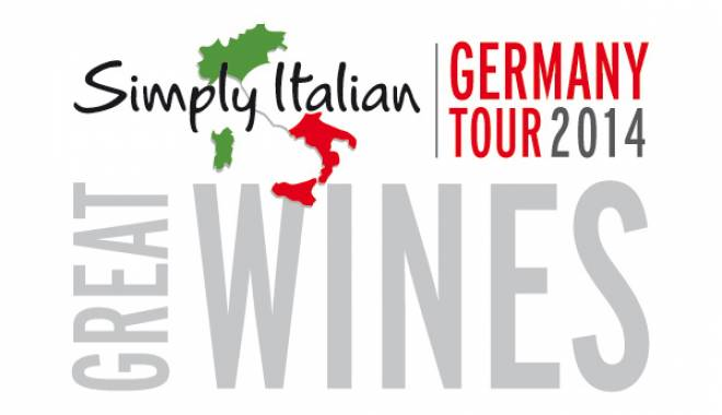 SIMPLY ITALIAN GREAT WINES & IEM: si parte con il Germany tour
