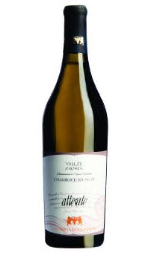 Vino Valle d'Aosta Chambave Muscat Attente 2005