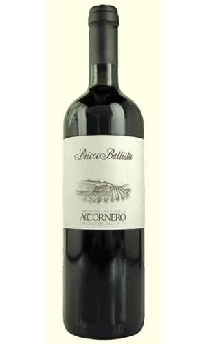 Vino Barbera del Monferrato Superiore Bricco Battista 2006