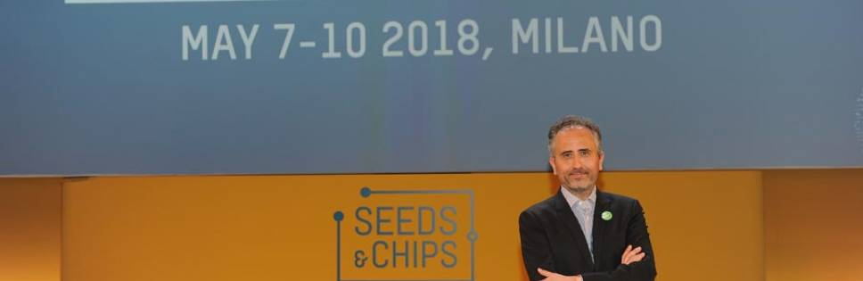 FIRMATO ACCORDO TRIENNALE TRA ISTITUTO ITALIANO DI TECNOLOGIA  E SEEDS AND CHIPS THE GLOBAL FOOD INNOVATION SUMMIT
