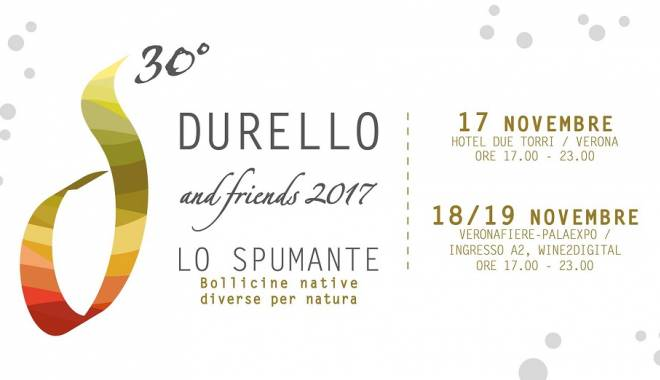Tutto pronto per il Durello & Friends