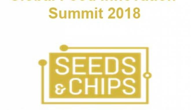 Seeds&Chips, the Global Food Innovation Summit 2018