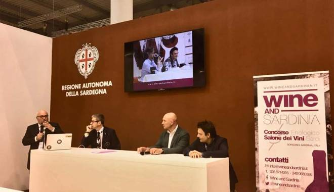 Wine and Sardinia al Vinitaly 2018